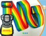 Gewichtung Tsa Gepäck Lock&Weighing stuft Gepäck-Riemen ein