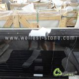 大きいBlack Marquina Nero Marquina Marble Flooring Tile