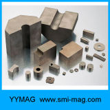 Custom-Made SmCo Concave Arc Magnets