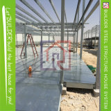 Projet de Qatar Good Steel Prefab House