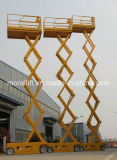 Auto-Propelled caldo Lift di Sale Scissor con CE