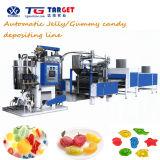 Gelée automatique et chaîne de production gommeuse de sucrerie avec la qualité