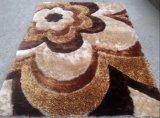 Stuoia Shaggy Decoertion (DMY-006) del pavimento delle moquette e delle coperte della Cina