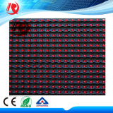 Module extérieur rouge du panneau 1r 32*16 DEL de l'Afficheur LED P10