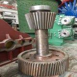 Piñón de la forja para el horno rotatorio/el molino de la industria de la mina/de la planta del cemento