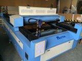 低価格CNCレーザーの金属の打抜き機の/Laserの金属の鋼板打抜き機