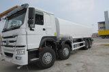 Caminhão de petroleiro da água M3 das rodas 8X4 32 de HOWO 12 (ZZ1317M3861W)