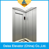 Elevatore residenziale Dkv400 del passeggero di stile della fascia d'acciaio della villa professionale della casa