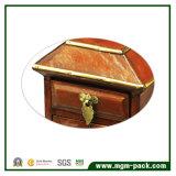 Doos van uitstekende kwaliteit van de Juwelen van de Lak van de Luxe de Hoge Glanzende Houten