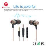 Stereo OEM die van Earbuds van Geluiden Getelegrafeerde Oortelefoon voor Sporten brandmerken