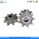 Soem-Kohlenstoffstahl-Aluminiumsand-Gussteil-Ventil-Handrad für Ventil