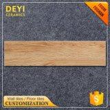 facile di legno del mercato di 150X600 Alibaba Cina pulire le mattonelle di ceramica del pavimento di legno resistente della macchia