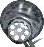 Dispositivo d'avviamento grigio del carbone di legna del BBQ