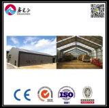 De geprefabriceerde Bouw van het Staal van de Bouw van de Structuur van het Staal Beste voor Pakhuis (ZY111)