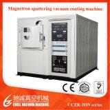 Système de placage de chrome de vide pour le plastique, matériel d'enduit de chrome de pulvérisation de magnétron, système de métallisation sous vide