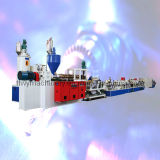 Máquina plástica de la fabricación del tubo del PVC PPR del PE de la alta calidad