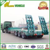 Árbol 3 70 toneladas del equipo del transporte de acoplado resistente de la base inferior para Argelia
