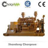 Jeu de groupe électrogène du biogaz 100kw de gaz naturel de biomasse