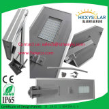 80W All in One LED Solar Street Light voor Outside