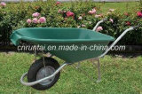 Resistente e Highquality Plastic Tray Wheelbarrow Wb5600