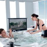 SAA Ce Approuvé Whirlpool de luxe avec TV (M-3304)