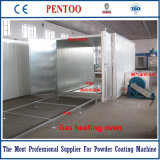 Powder Coating를 위한 에너지 절약 Gas Heating Oven
