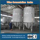 Баки бака & винзавода заквашивания вина нержавеющей стали