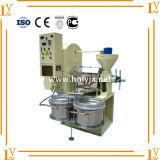Máquina da imprensa de petróleo do parafuso do uso da fábrica do petróleo de semente de algodão