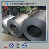 A qualidade superior galvanizou a bobina de aço do soldado com ISO 9001
