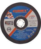 Disque plat de découpage pour l'abrasif en métal (180X3.2X22.2mm) avec des certificats de MPA