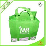 Sac à provisions non tissé réutilisable d'OEM pp d'Eco d'épicerie de promotion