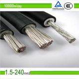 0.6/1kv TUV Solar-PV Kabel 6mm2 Gleichstrom-