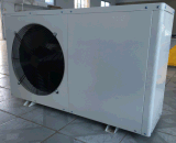 Uso Home para o calefator de água da bomba de calor da água quente