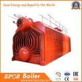 Doppelt-Trommel-industrielle Kettengitter-Dampfkessel