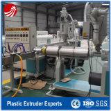 Chaîne de production flexible spiralée de conduit d'air de ventilation de PVC à vendre