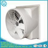'' ventilateur d'extraction matériel de cône de la fibre de verre blanche RFP de la couleur 50