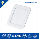 Energía-ahorro LED Panel Light de la UL Square Round 18W del CE