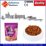 Tierfutter-Katze-Zufuhr-Hundenahrungsmittelprozess-Maschine