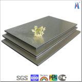 Panneau composé en aluminium du PE PVDF de Megabond ACP à vendre