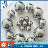 Bola de acero de AISI 1010-1015 con poco carbono para Polished