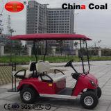 Carro de golfe do gás de 2+2 Seater