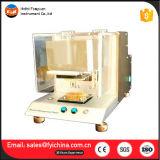 Verificador líquido da gerência da umidade da matéria têxtil