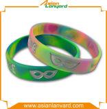 Wristband promozionale del silicone di modo con il regalo