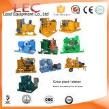 LGP500/700/100 Pi-D 판매를 위한 디젤 엔진 시멘트 주둥이로 파헤침 펌프 그리고 믹서