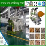 Pêssego, Apricot, Poplar, Willow, Mixed Wood Sawdust Pellet Mill para Biomass Fire