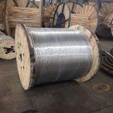Condutor reforçado do condutor aço de alumínio desencapado ACSR