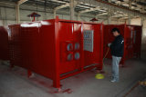 Fornace calda dell'aria calda della stufa di scoppio per uso dello spruzzo della plastica