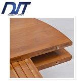 صنع وفقا لطلب الزّبون تبخير مروع خيزرانيّ إمتداد طاولة مع قدم