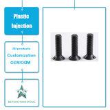 O fabricante de China personalizou o molde plástico da porca do parafuso da injeção para as peças de maquinaria industrial