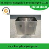 Fabricación galvanizada de la cubierta del metal de hoja